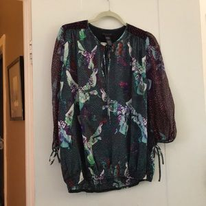 Custo Barcelona blouse - size 1 (small)
